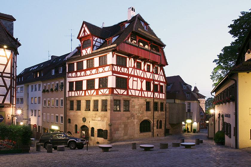 Albrecht Dürer Haus | Echt Nürnberg